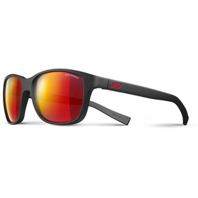 Julbo Powell Spectron 3 CF Aurinkolasit Miehet, matt black/red/multilayer red